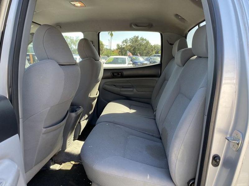 Toyota Tacoma Double Cab 2011 price $15,995
