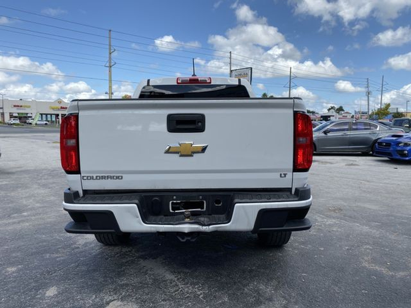 Chevrolet Colorado Crew Cab 2015 price $22,995