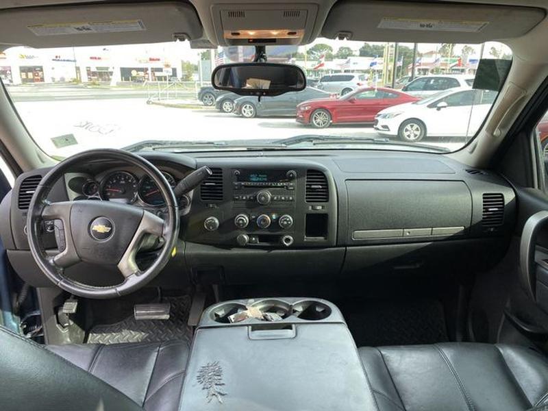 Chevrolet Silverado 1500 Extended Cab 2011 price $14,995