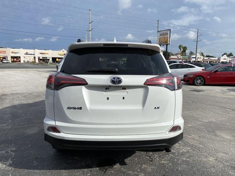 Toyota RAV4 2017 price $14,995