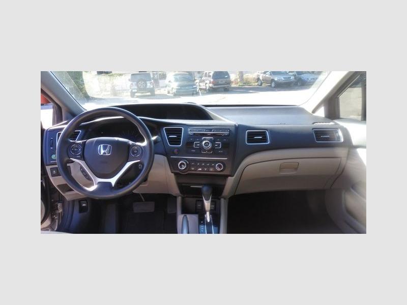 Honda Civic 2015 price $11,495