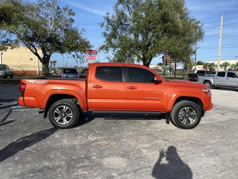 Toyota Tacoma Double Cab 2018 price $32,995