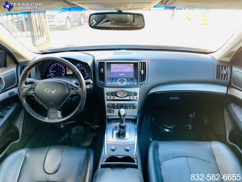 Infiniti G37 Sedan 2012 price $9,495