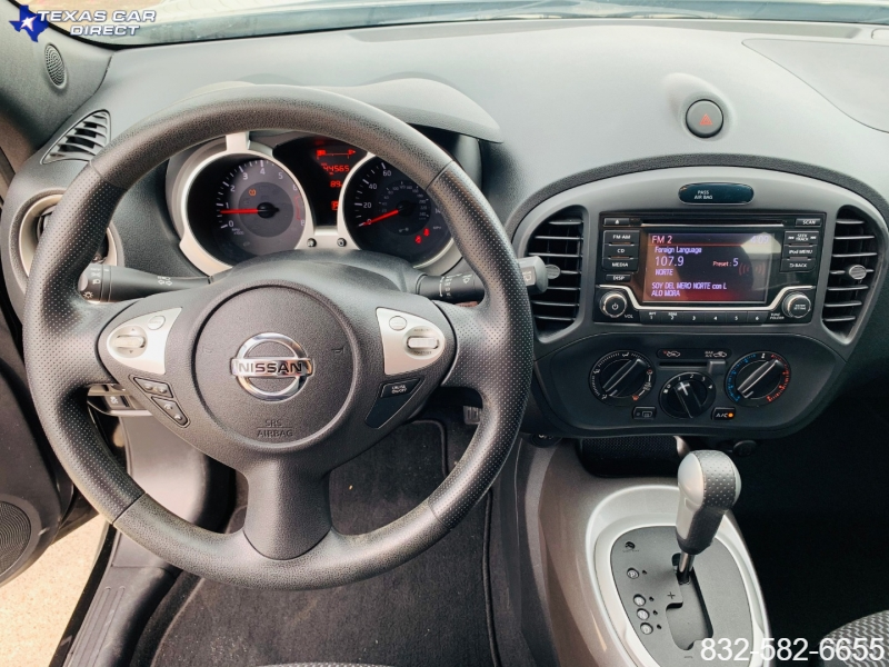 Nissan JUKE 2017 price $12,495
