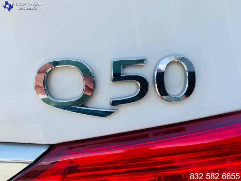Infiniti Q50 2015 price $15,995