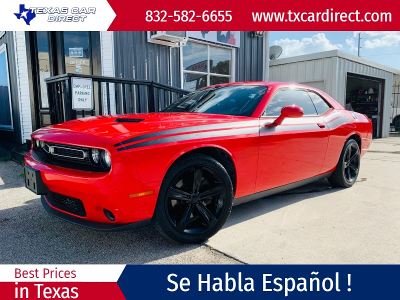 Dodge Challenger 2015 price $14,595