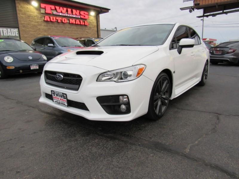 2017 Subaru Wrx Manual Inventory Twins Auto Sales Auto