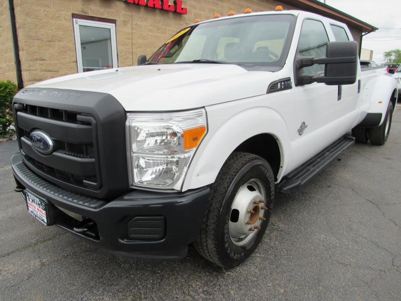 Ford Super Duty F-350 DRW 2012 price $16,995