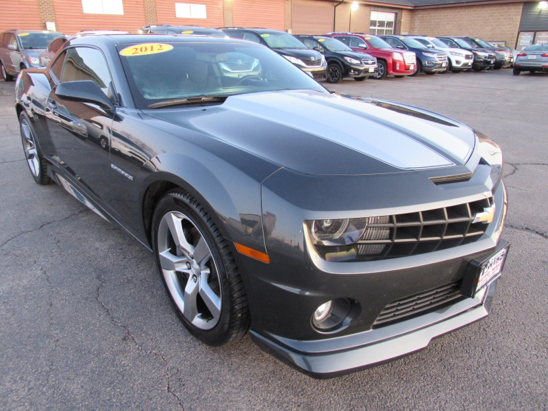 Chevrolet Camaro 2012 price $20,995