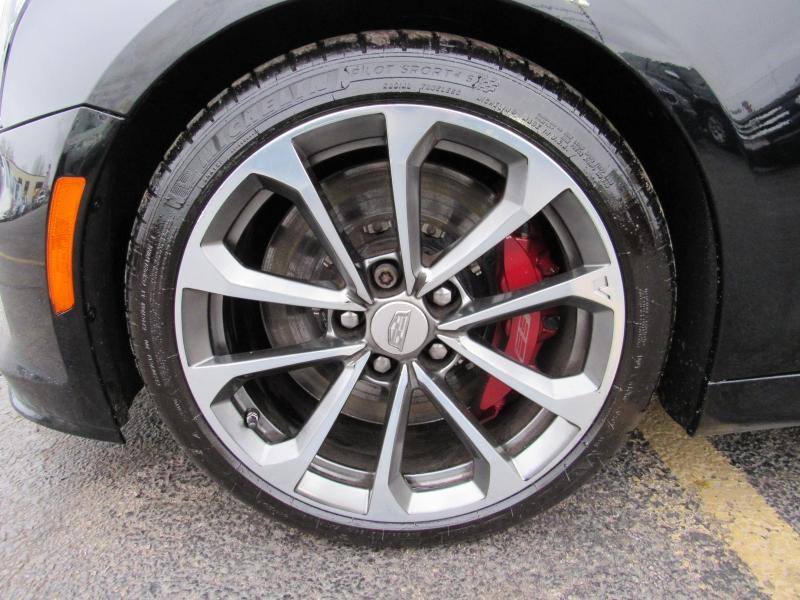 Cadillac ATS-V 2017 price $34,995