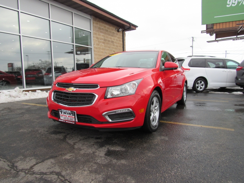 Chevrolet Cruze Limited 2016 price $9,995