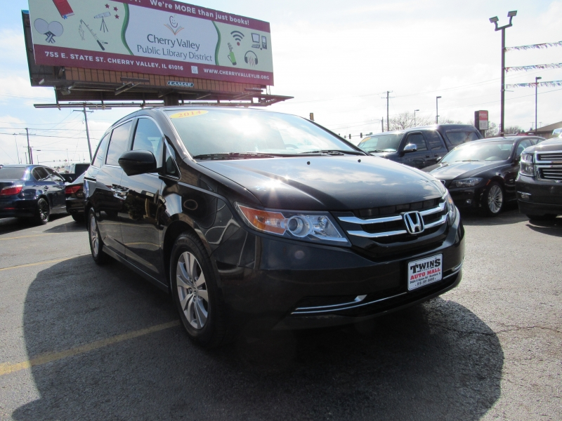 Honda Odyssey 2014 price $11,995