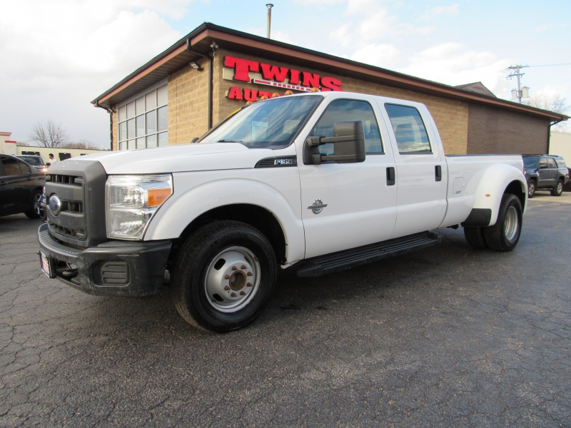 Ford Super Duty F-350 DRW 2015 price $17,995