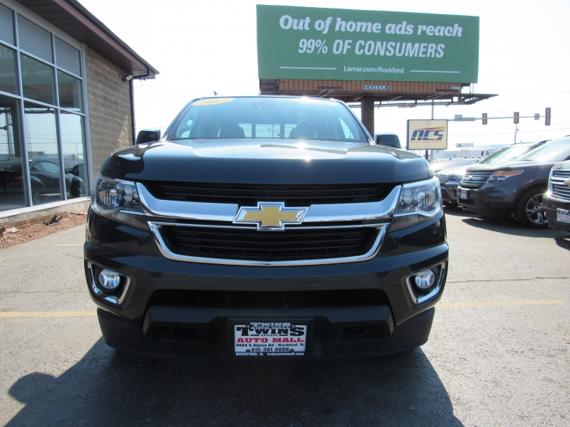 Chevrolet Colorado 2017 price $23,995