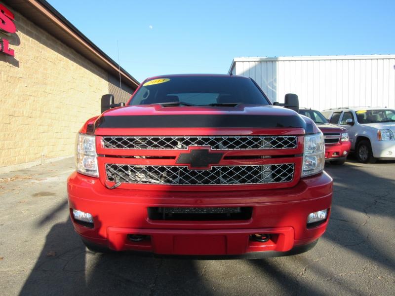 Chevrolet Silverado 3500HD 2013 price $32,995
