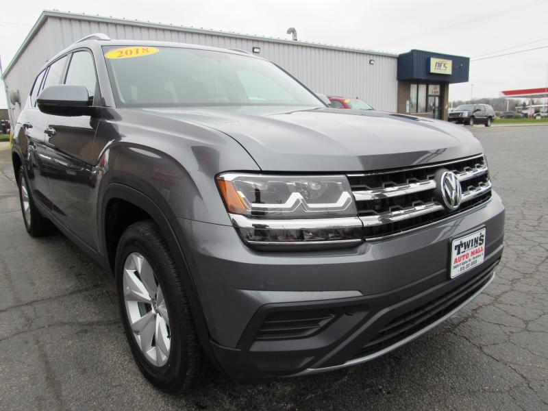 Volkswagen Atlas 2018 price $21,995