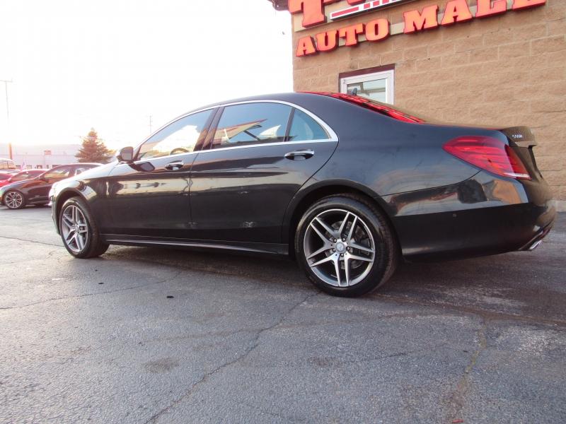 Mercedes-Benz S-Class 2015 price $34,995