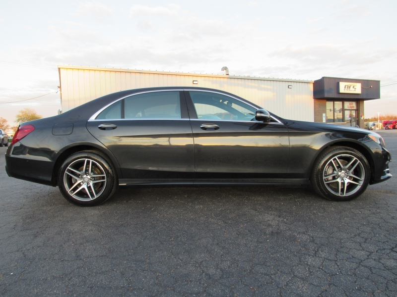 Mercedes-Benz S-Class 2015 price $34,995