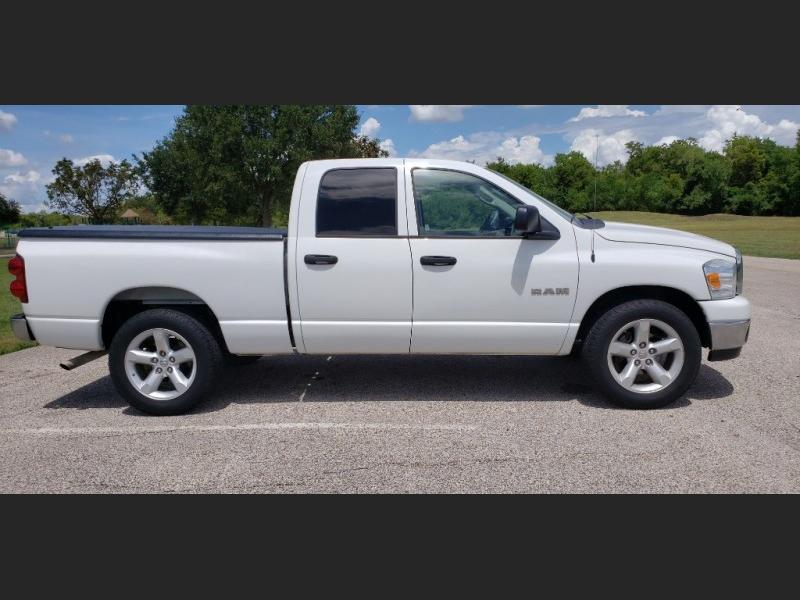 Dodge Ram 1500 2008 price $8,495