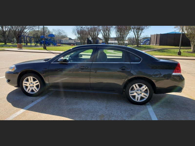 Chevrolet Impala Limited 2016 price $10,495