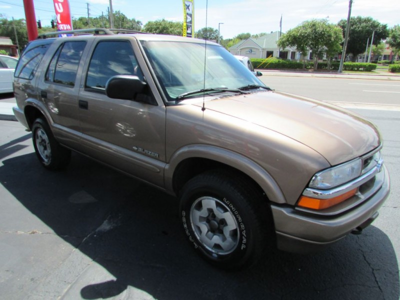 Chevrolet BLAZER 2003 price $3,795