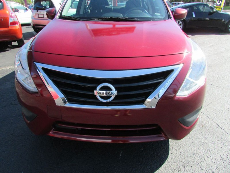 Nissan VERSA 2016 price $6,795