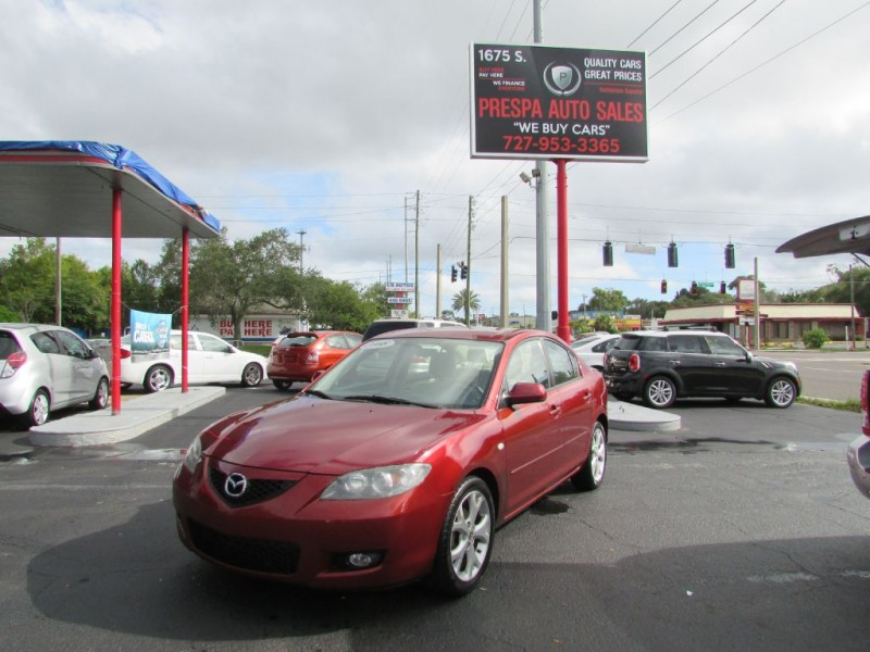 Mazda 3 2008 price $3,995