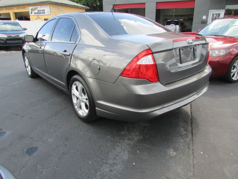 FORD FUSION 2012 price $4,595