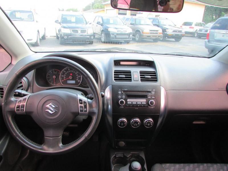SUZUKI SX4 2008 price $2,495
