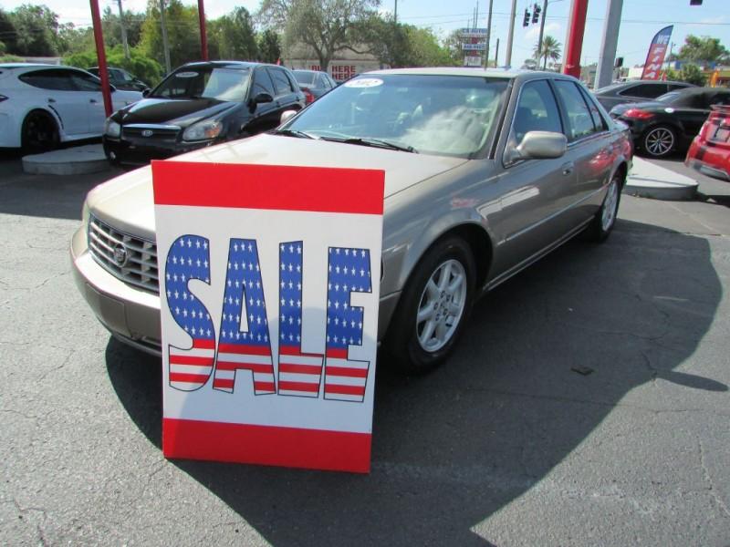CADILLAC SEVILLE 2002 price $3,495