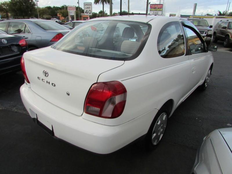 TOYOTA ECHO 2001 price $3,295