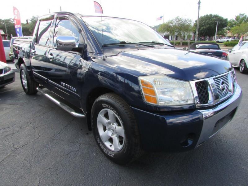 NISSAN TITAN 2006 price $6,895