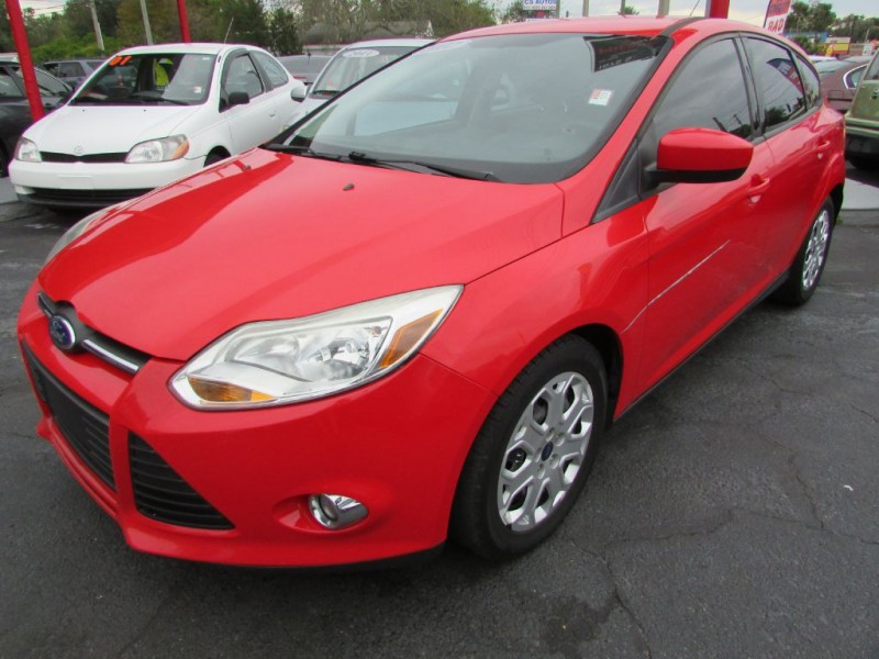 FORD FOCUS 2012 price $4,495