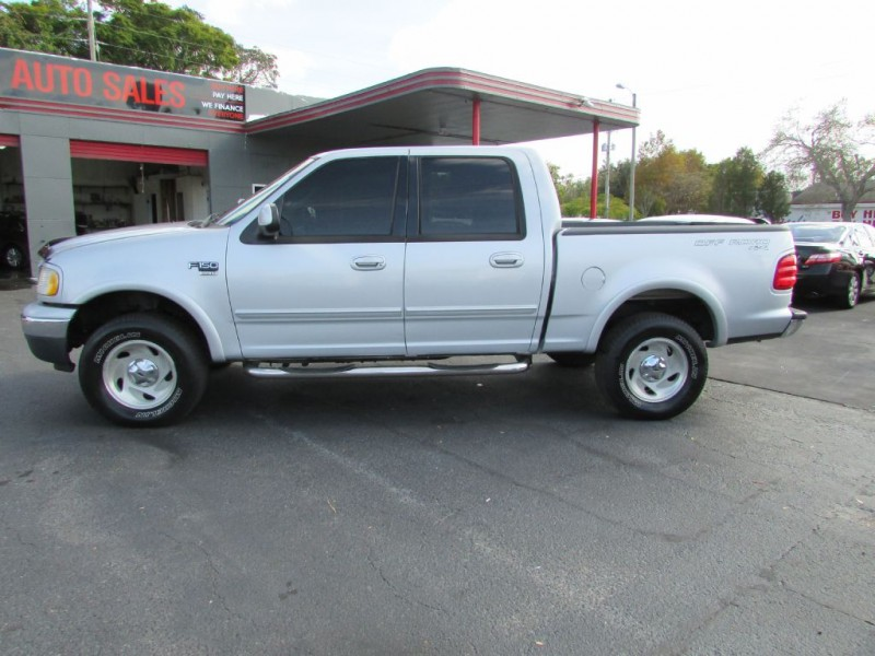 FORD F150 2001 price $4,900