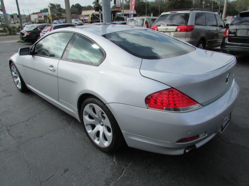 BMW 650 2007 price $7,495