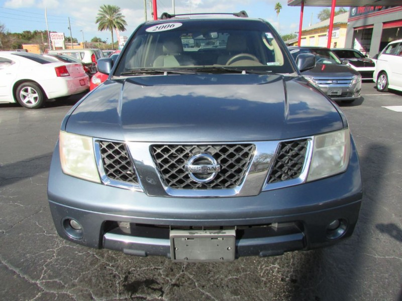 NISSAN PATHFINDER 2006 price $4,995