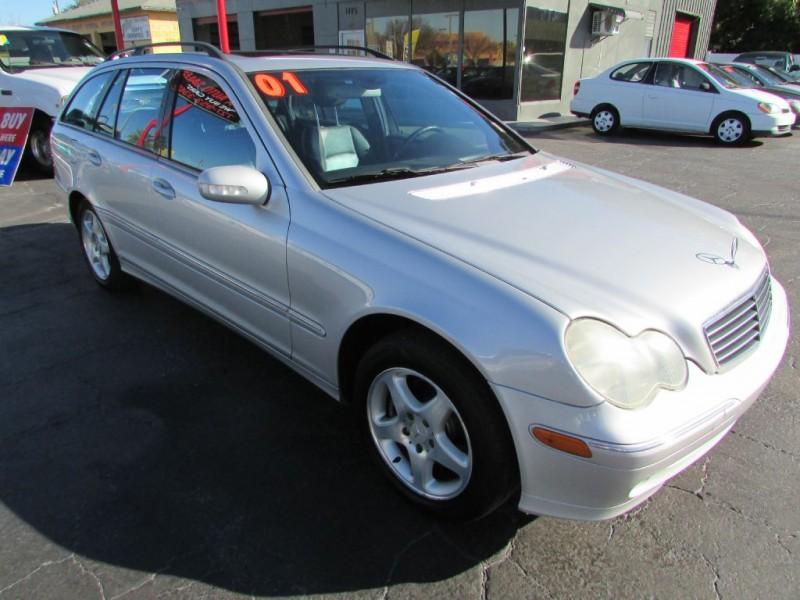 MERCEDES-BENZ C-CLASS 2002 price $2,995