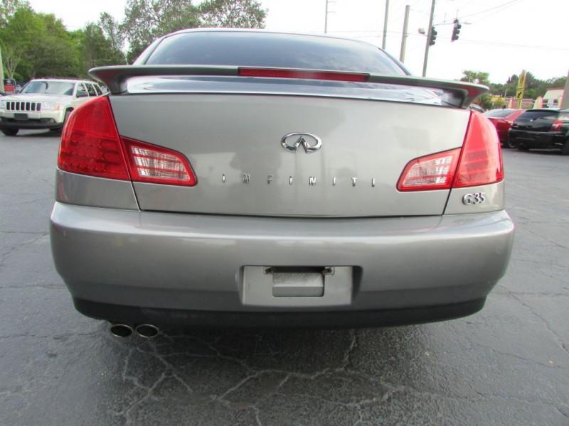 INFINITI G35 2004 price $5,995