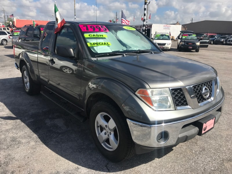 2005 Nissan Frontier 2WD