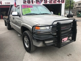 GMC Sierra 2500HD 2001