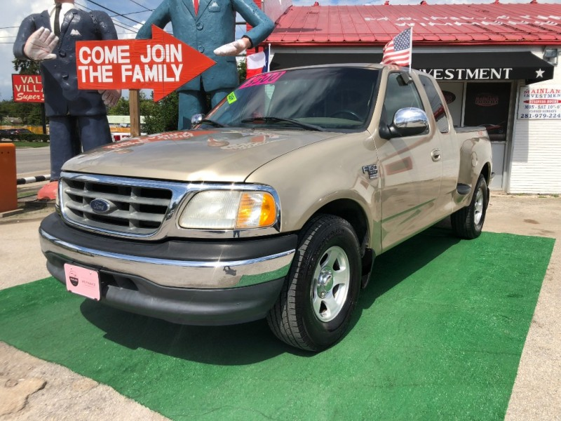 Ford F-150 2000 price $5,995