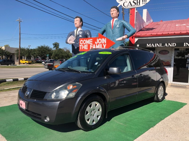 Nissan Quest 2005 price $4,995