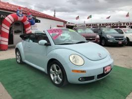 Volkswagen New Beetle Convertible 2006