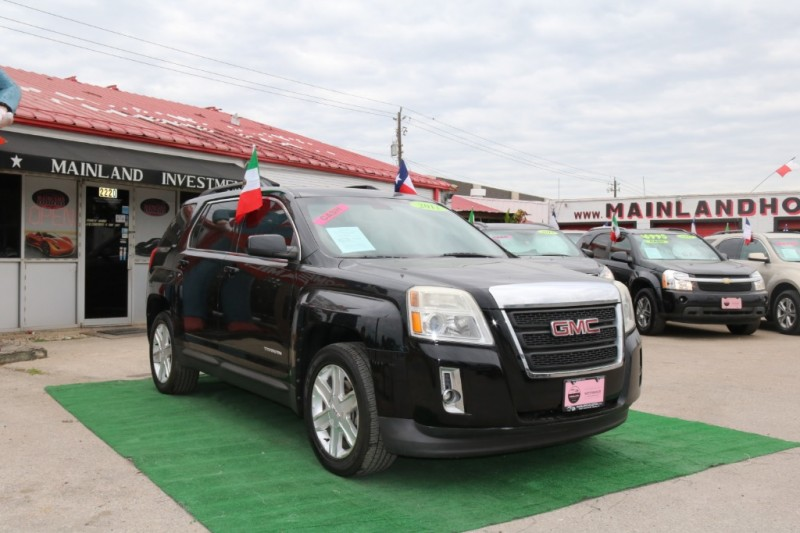 GMC Terrain 2011 price $8,500
