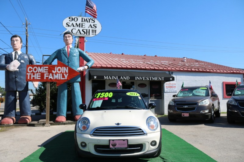Mini Cooper Clubman 2011 price $5,995