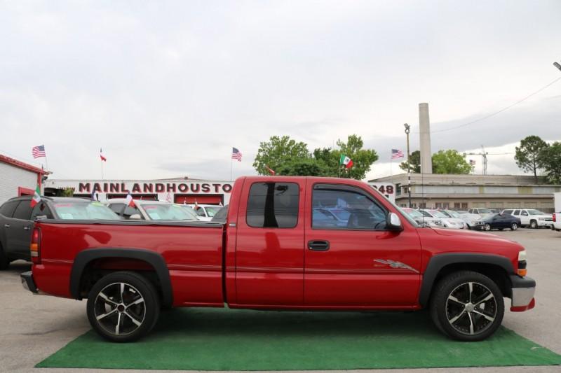 Chevrolet Silverado 1500 2002 price $6,500