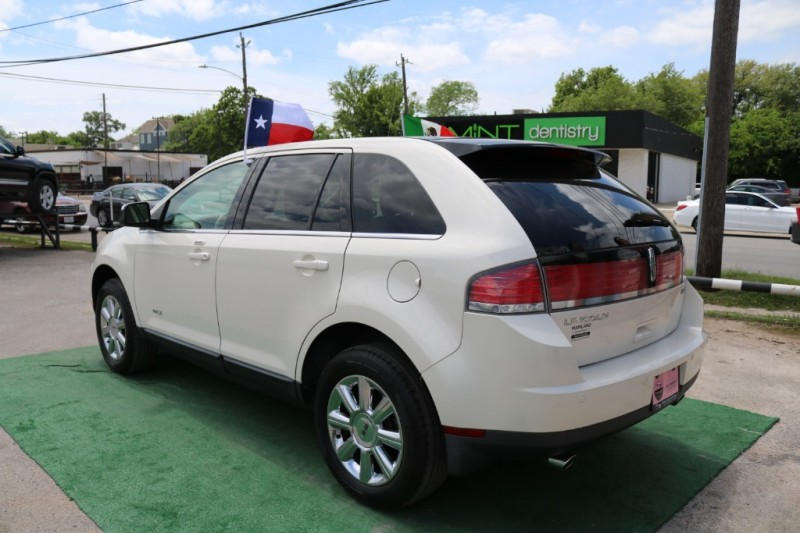 Lincoln MKX 2007 price $7,500