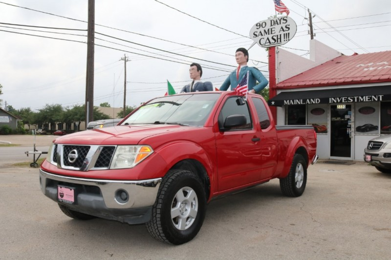 Nissan Frontier 2WD 2005 price $7,500