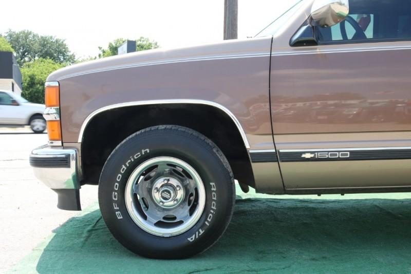 Chevrolet C/K 1500 1994 price $6,500