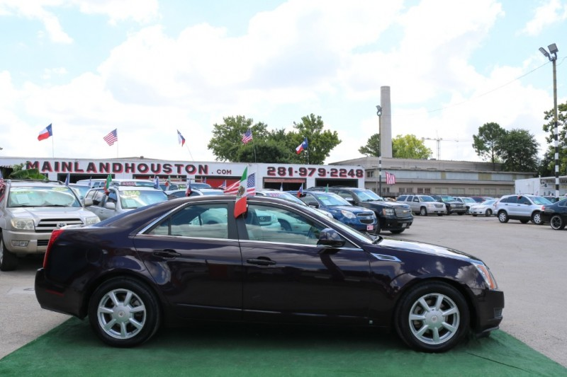 Cadillac CTS 2009 price $8,500